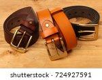 belt | Shutterstock . vector #724927591