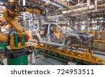 izhevsk  russia   august 15 ... | Shutterstock . vector #724953511