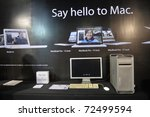 kolkata  february 20   a mac... | Shutterstock . vector #72499594