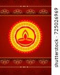 diwali | Shutterstock . vector #725026969
