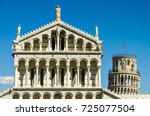Pisa  Italy  The Top Of The...