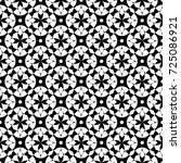 abstract geometric pattern. a... | Shutterstock . vector #725086921