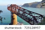 Bridge To Nowhere. Abandoned...