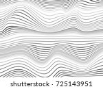 blend lines.overlay lines... | Shutterstock . vector #725143951