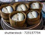 Steamed Fish Amphawa Thailand