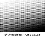 dotted halftone background.... | Shutterstock .eps vector #725162185