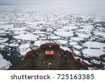 Icebreaker Going Through The...