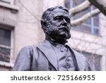 president chester a arthur... | Shutterstock . vector #725166955