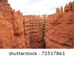 Dramatic Landscape Of Bryce...