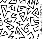 abstract geometric pattern with ...   Shutterstock .eps vector #725197735
