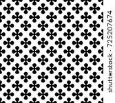 abstract geometric seamless... | Shutterstock . vector #725207674