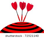 abstract 3d illustration of... | Shutterstock . vector #72521140
