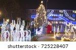 varna  bulgaria   december 19 ... | Shutterstock . vector #725228407