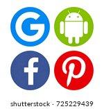 valencia  spain   march 30 ... | Shutterstock . vector #725229439