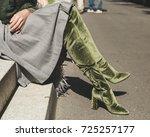 milan  italy   september 22 ...   Shutterstock . vector #725257177