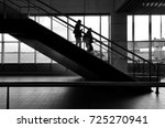 editorial use only. airport can ... | Shutterstock . vector #725270941