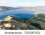 gili laba  komodo national park....   Shutterstock . vector #725287321