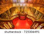 oporto  portugal   august 13 ...   Shutterstock . vector #725306491