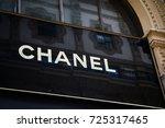milan  italy   september 24 ...   Shutterstock . vector #725317465