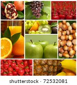 fruits | Shutterstock . vector #72532081