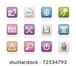 developer  programming and... | Shutterstock .eps vector #72534793