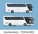 cool modern flat design public... | Shutterstock .eps vector #725414281