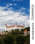 Slovakia  Bratislava Castle ...