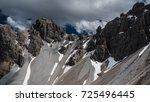 Small photo of Mountain ridge