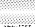 halftone background. pop art ... | Shutterstock .eps vector #725531995