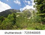 mountain view   Shutterstock . vector #725540005