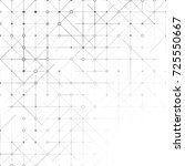 geometric simple minimalistic... | Shutterstock .eps vector #725550667