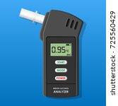 handheld breath alcohol tester