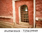 architectural fragment of an... | Shutterstock . vector #725619949