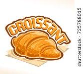 vector logo for french...   Shutterstock .eps vector #725788015