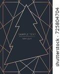 vector modern template... | Shutterstock .eps vector #725804704