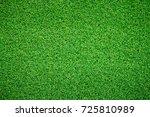 green grass background | Shutterstock . vector #725810989