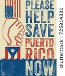 illustration urging hurricane... | Shutterstock .eps vector #725814331