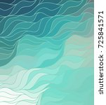 abstract vector color... | Shutterstock .eps vector #725841571
