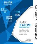 futuristic design  background... | Shutterstock .eps vector #725850499
