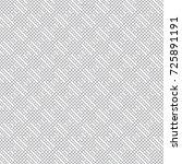 vector seamless pattern. modern ... | Shutterstock .eps vector #725891191