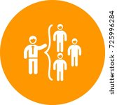networking skills | Shutterstock .eps vector #725996284