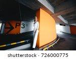 high fashion look.glamor... | Shutterstock . vector #726000775