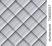 seamless brushed metal square... | Shutterstock .eps vector #726002017