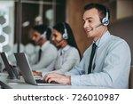 how can i help you  beautiful...   Shutterstock . vector #726010987