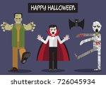 Dracula Frankenstein Mummy...