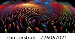 the colors in the series  fancy ... | Shutterstock . vector #726067021