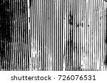 old zinc black and white... | Shutterstock .eps vector #726076531