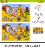 cartoon vector illustration of... | Shutterstock .eps vector #726123655