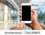 hand. | Shutterstock . vector #726130891