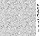 Circle Geometric Seamless...